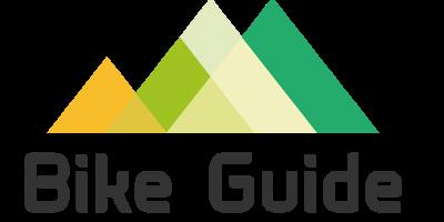 logo Bike Guide mountainbike verhuur reizen en shop
